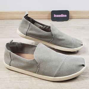 Men's Deconstructed Alpargata Wash Canvas Shoes